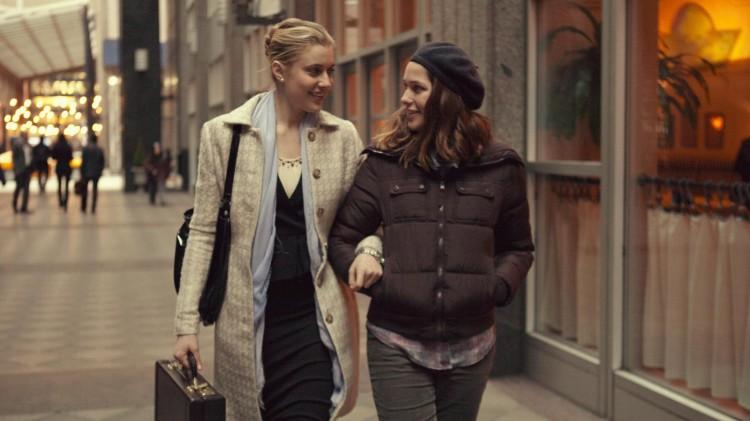 Greta Gerwig and Lola Kirke take Manhattan in 'Mistress America' (Sony Pictures Classics)
