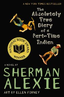 Sherman Alexie's book moved up to #1 in 2014, though it's been placing in the top 10 for years now.