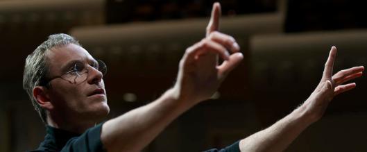 Michael Fassbender as 'Steve Jobs' (Universal)