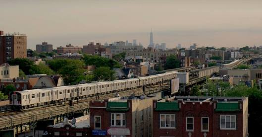 Manhattan is just a half-hour away. (Zipporah Films)