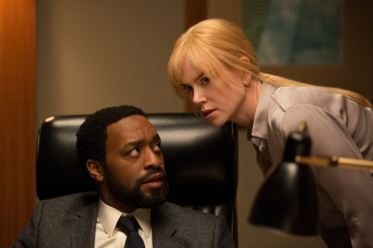 Chiwetel Ejiofor and Nicole Kidman in 'Secret in Their Eyes' (STX Entertainment)
