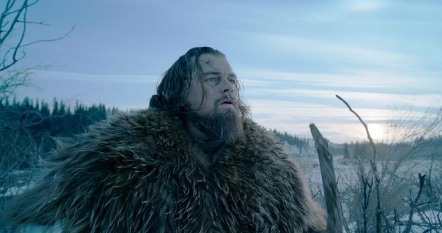 Leonardo DiCaprio in 'The Revenant' (20th Century Fox)