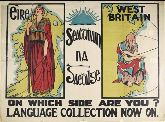1913_Seachtain_na_Gaeilge_poster
