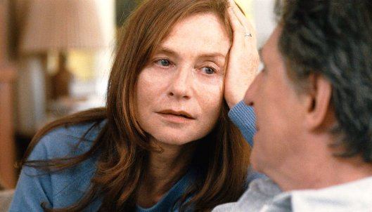Isabelle Huppert and Gabriel Byrne in 'Louder than Bombs'