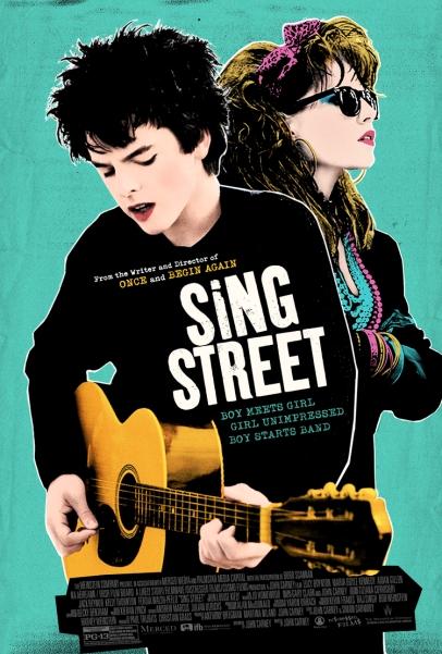 Sing+Street poster