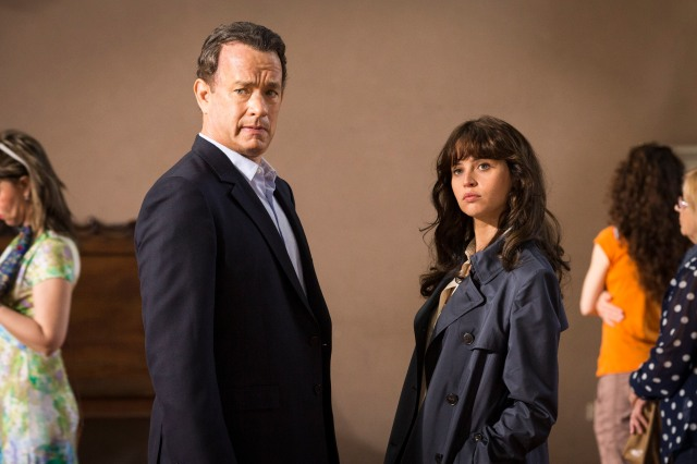 Felicity Jones;Tom Hanks