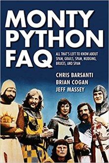 Monty Python FAQ-cover